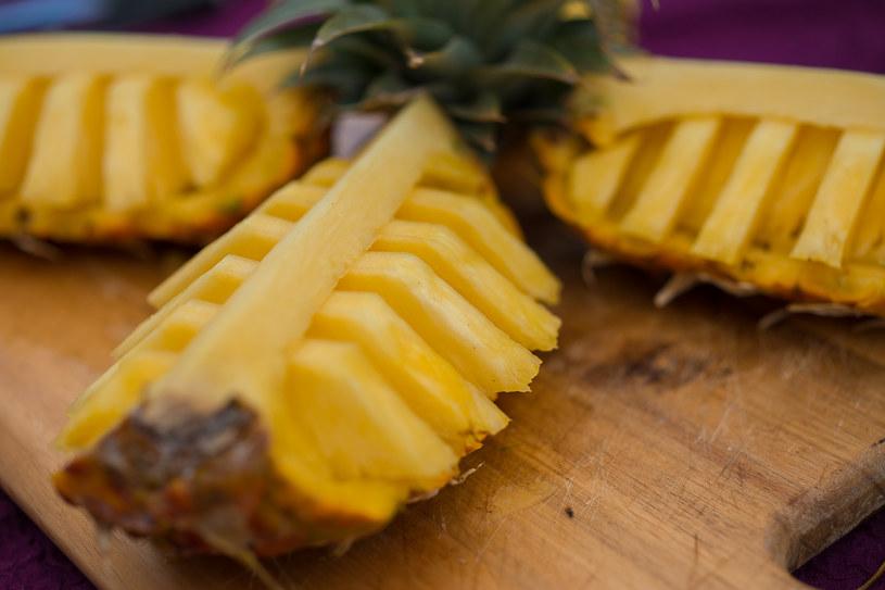 ananas ciekawostki /© Photogenica