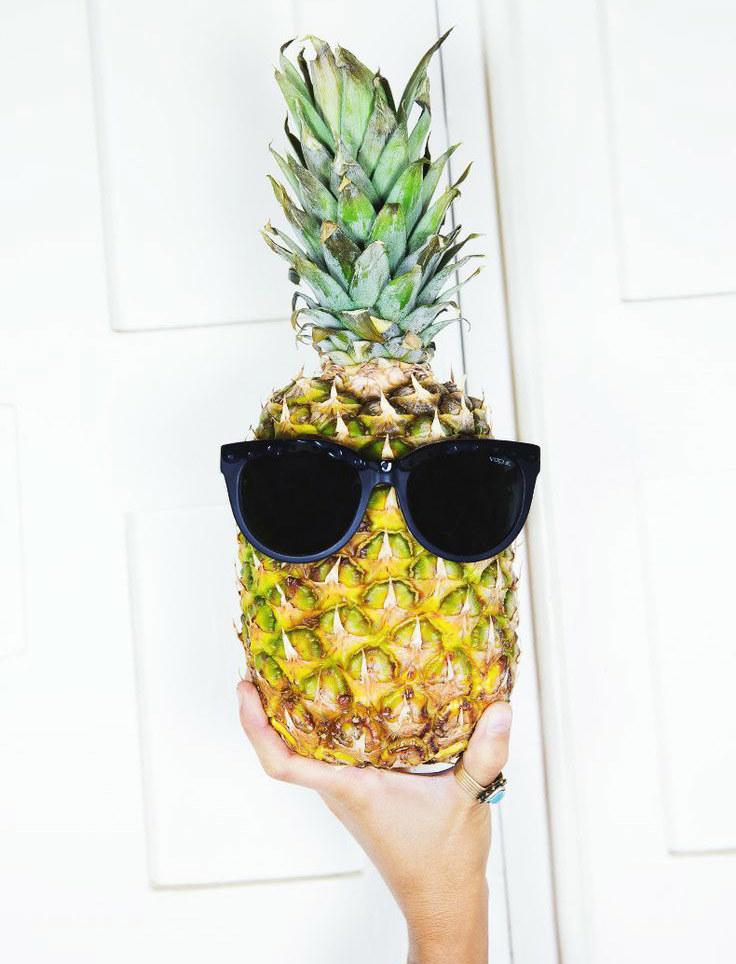 ananas na oczy /© Photogenica