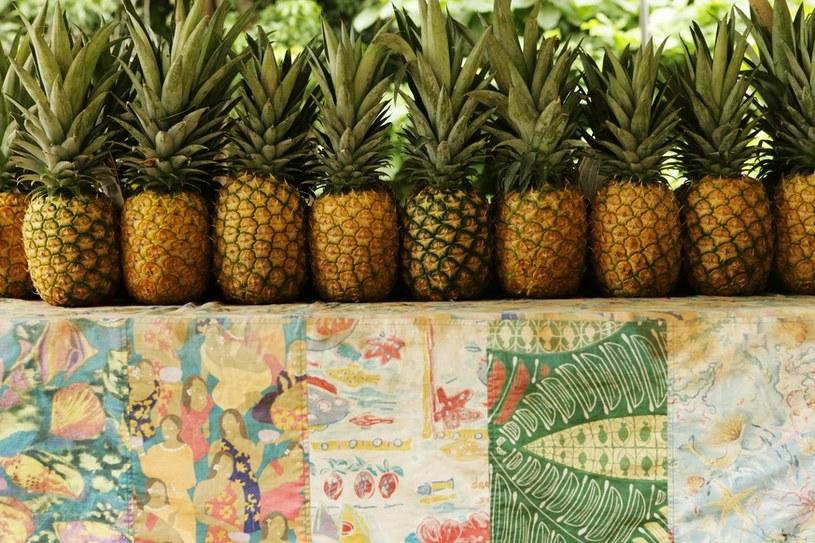 ananas na odporność /© Photogenica