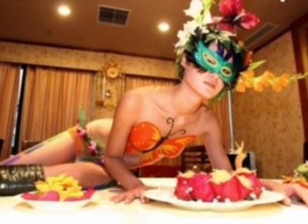 Ananas, owoce morza i woń jaśminu - poleca Afrodyta /AFP