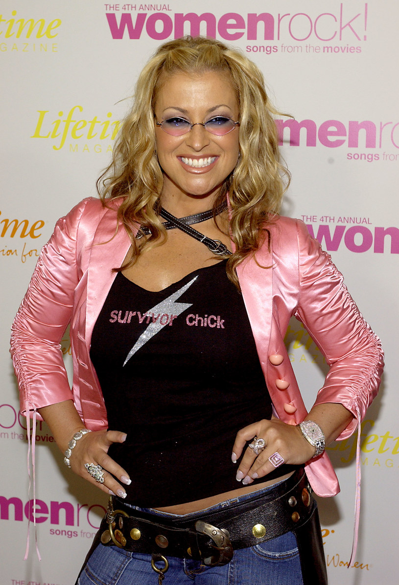 Anastacia, 2003 rok /Vince Bucci /Getty Images