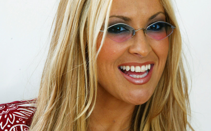 Anastacia w 2003 roku /Paul Gilham /Getty Images