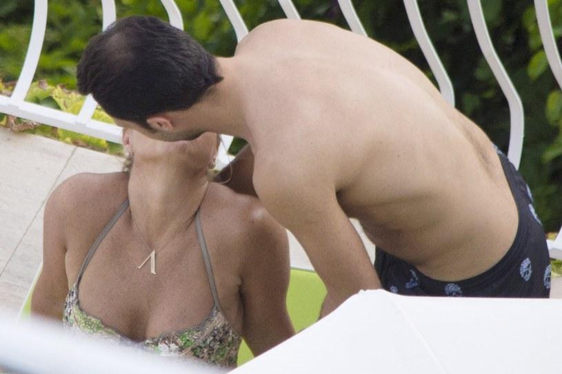 Anastacia z tajemniczym mężczyzną, zdjęcie z czerwca /Splash News /East News