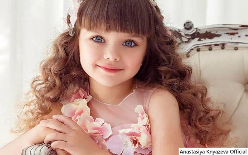Anastazja Knjazewa często porównywana jest do lalki Barbie /Facebook