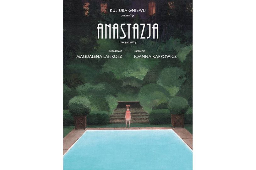 """""""Anastazja"""" /materiały prasowe"""