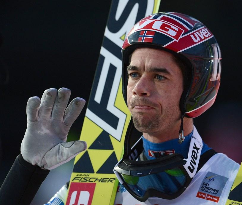 Anders Bardal wygrał w Zakopanem /AFP