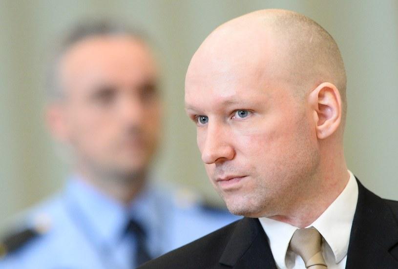 Anders Behring Breivik /AFP