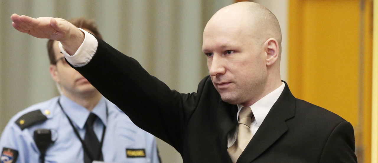 Anders Breivik częściowo wygrał proces przeciwko Norwegii. Sąd uznał, że jest nieludzko traktowany