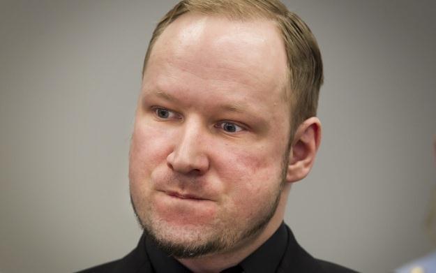 Anders Breivik - zdjęcie /AFP