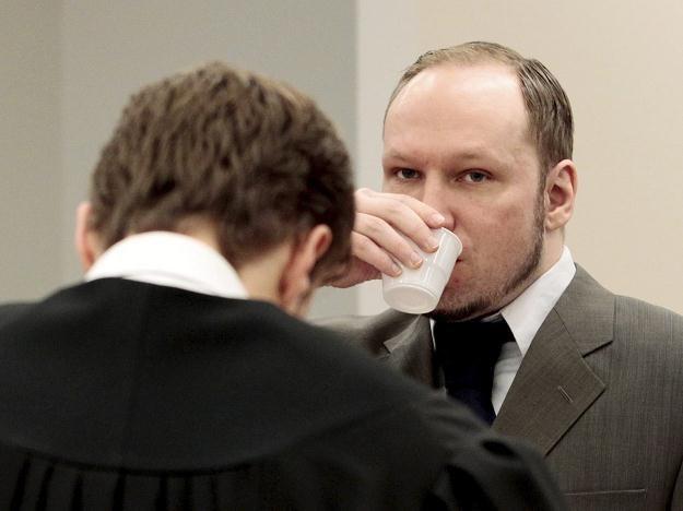 Anders Breivik /PAP/EPA