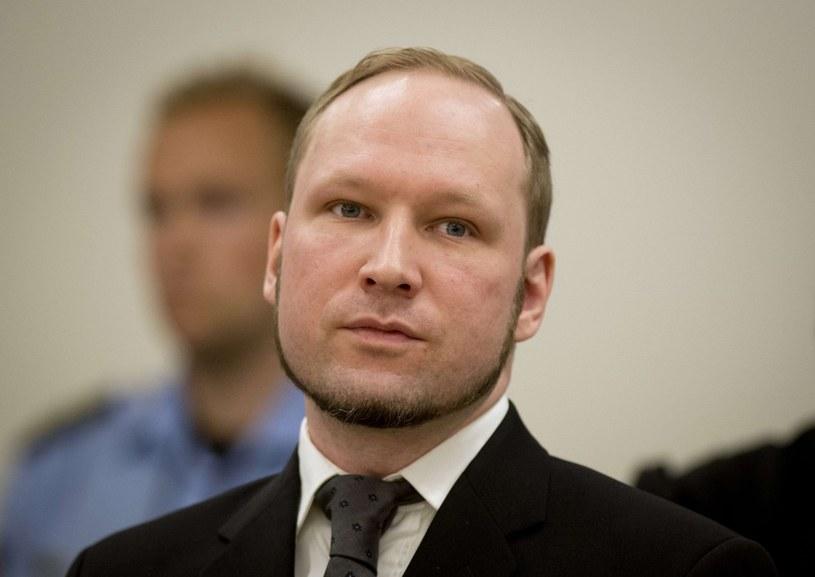 Anders Breivik /ODD ANDERSEN /East News