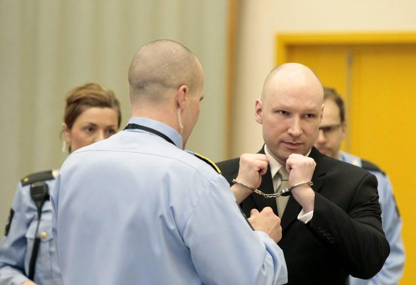 Anders Breivik /JONATHAN NACKSTRAND/AFP /East News