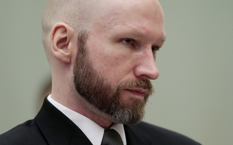 Anders Breivik /AFP