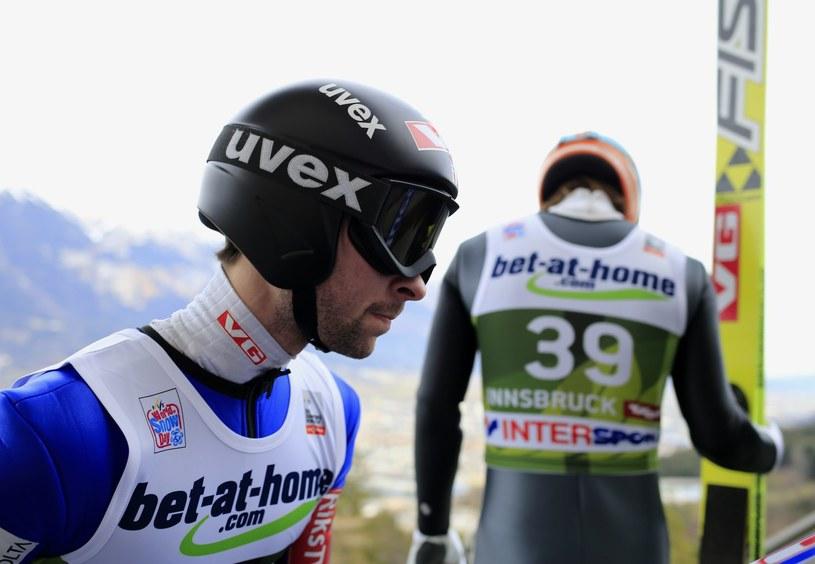 Anders Jacobsen nie zakończy sportowej kariery /AFP
