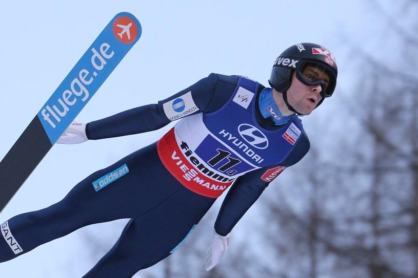 Anders Jacobsen, norweski skoczek narciarski /AFP