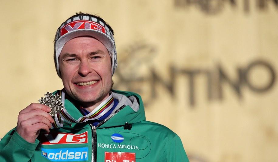 Anders Jacobsen wraca do sportowej rywalizacji /SRDJAN SUKI /PAP/EPA