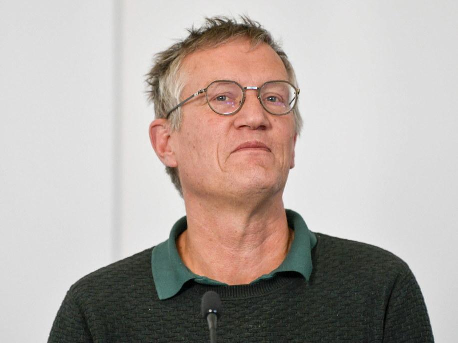 Anders Tegnell /ANDERS WIKLUND /PAP/EPA