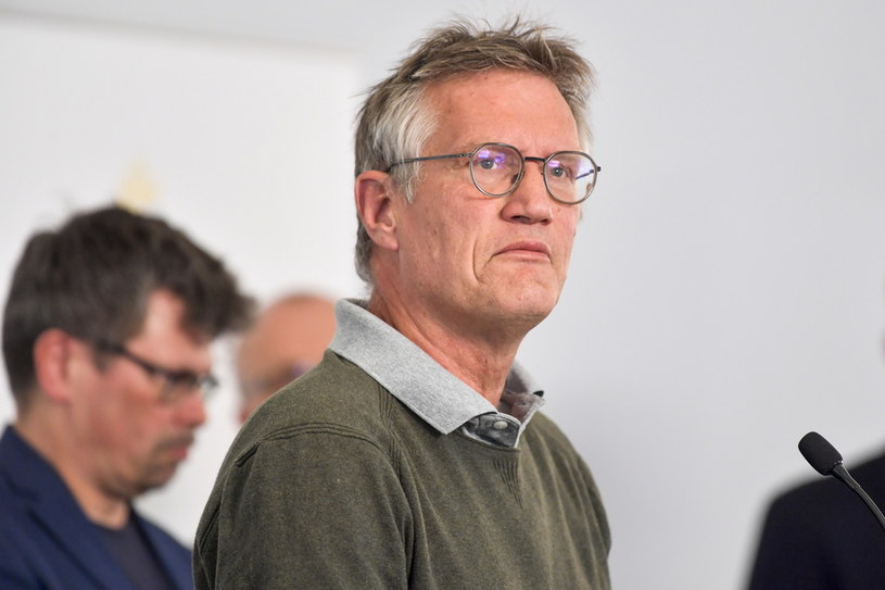 Anders Tegnell /ANDERS WIKLUND /PAP