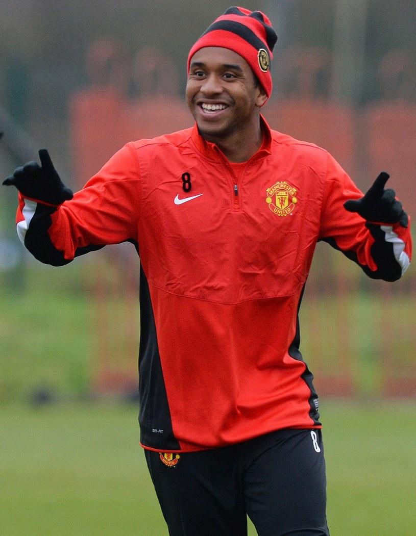 Anderson od dłuższego czasu nie potrafił wywalczyć sobie miejsca w składzie Manchesteru United /AFP