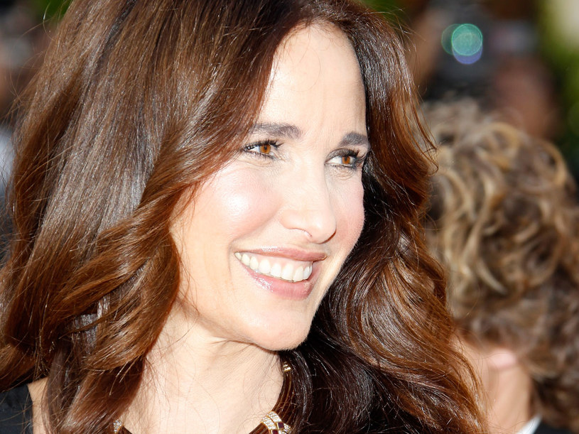 Andie MacDowell /Getty Images/Flash Press Media