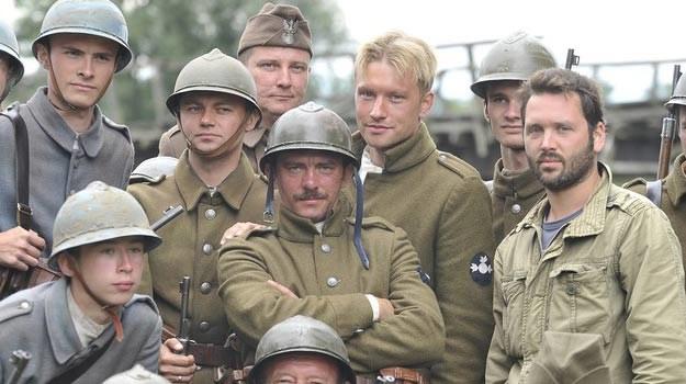 """""""1920. Biało-czerwoni"""" w reżyserii Macieja Migasa jest pierwszym serialem, który opisuje walkę o niepodległość w 1920 roku /AKPA"""
