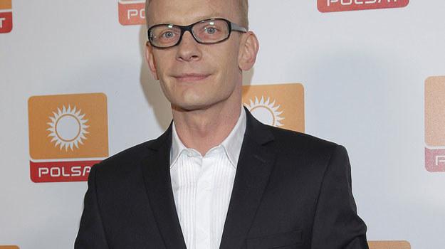 36-letni aktor mieszka na stałe w Niemczech, w Kolonii, gdzie wraz z żoną pracuje w polskim /Jarosław Wojtalewicz /AKPA