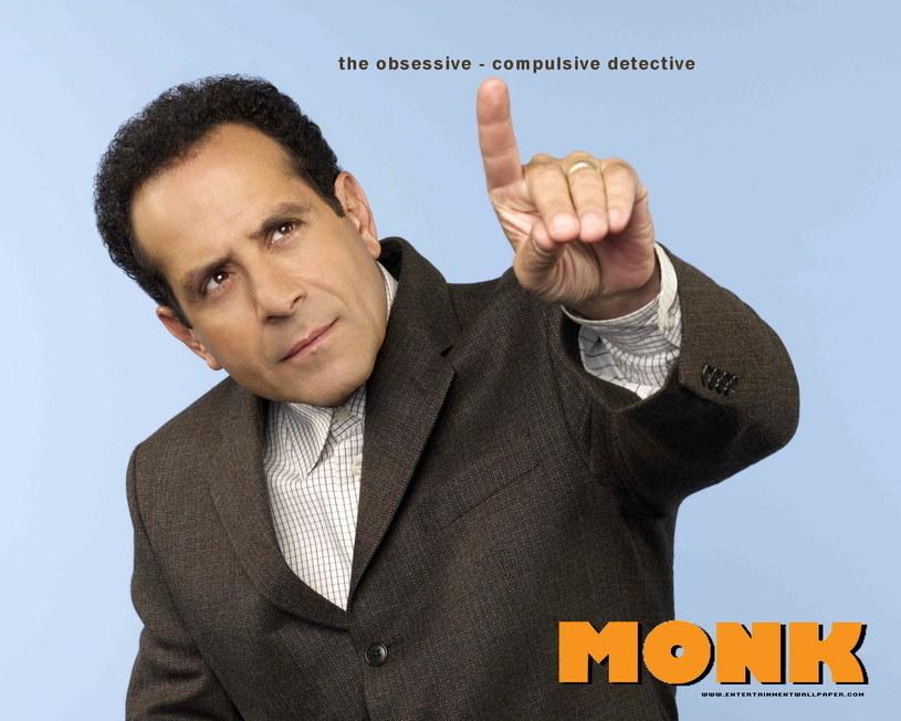 Adrian Monk zostaje ogłoszony przez nas najdziwniejszym detektywem w telewizji /materiały prasowe