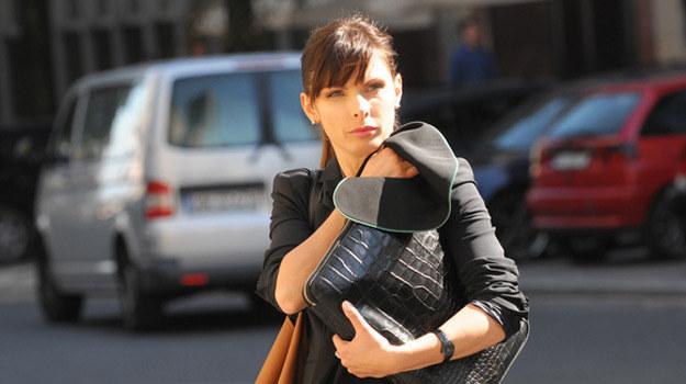 Agnieszka Dygant jako Agata /Agencja W. Impact