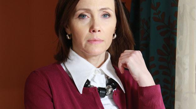 Agnieszka Wosińska zagra biologiczną matkę Moniki /Agencja W. Impact