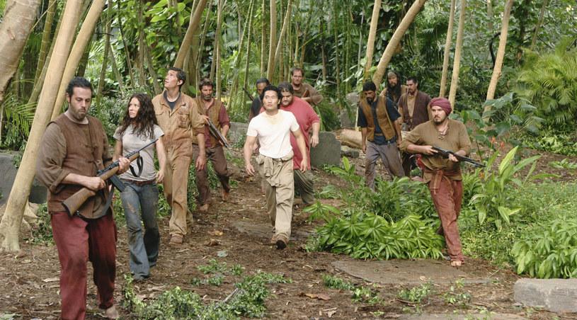 Akcja serialu w dużej mierze dzieje się w lesie /© 2009 ABC INC. /materiały prasowe