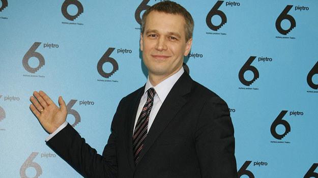 Aktor planuje też zagrać w filmie. Zdjęcia mają się rozpocząć w wakacje /Jarosław Wojtalewicz /AKPA