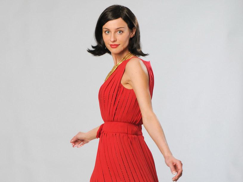 Aktorka stara się nie ograniczać swojego emploi, jednak czy rola panny Febo  już nie utożsamiła Hirsch z negatywnymi  postaciami? /Agencja W. Impact
