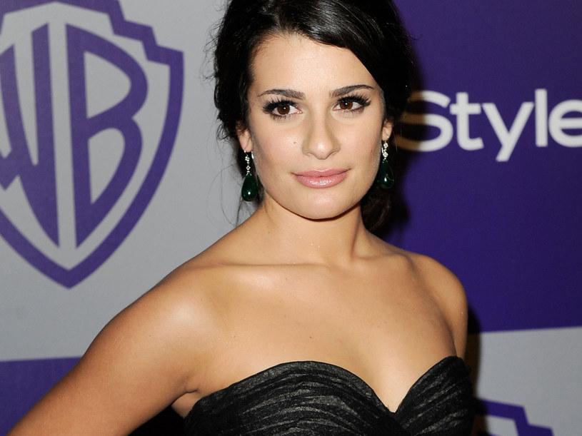 Aktorka wystąpiła w sukni od Oscara De La Renty. /Kevork Djansezian /Getty Images/Flash Press Media