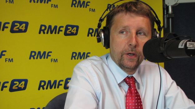 /Piotr Glinkowski /RMF FM