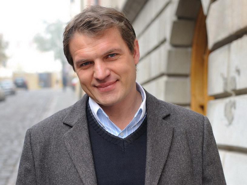 Andrey Bilanov - serialowy profesor Vadim Pokromski. /Agencja W. Impact