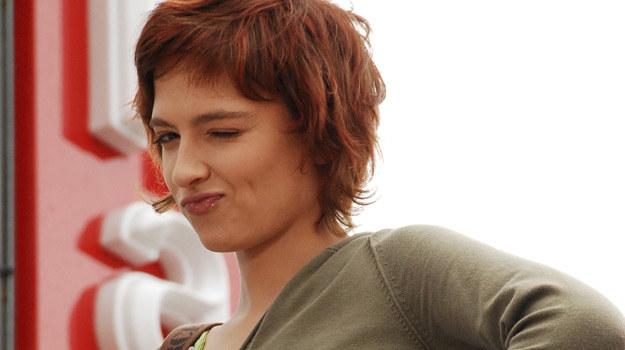 """Anna Cieślak jako Małgosia w """"Dlaczego nie!"""" /Agencja W. Impact"""