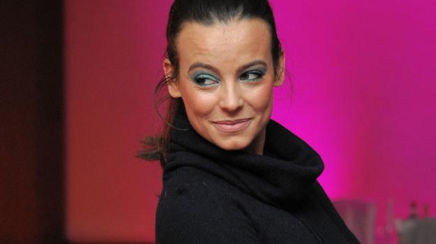 """Anna Mucha gra główną rolę w """"Prosto w serce"""",  po emisji serialu stacja TVN pokaże widzom """"Julkę"""" z Rosnowską w roli głównej. /Agencja W. Impact"""