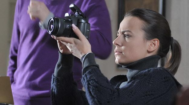 Anna Mucha jako Madzia /Agencja W. Impact