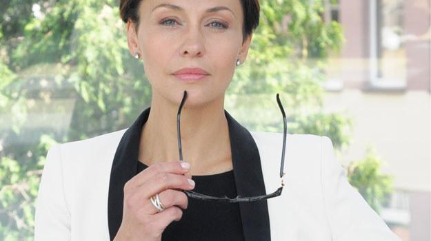 """Anna Popek straciła pracę w """"Pytaniu na śniadanie"""", ale pojawi się w serialu """"M jak miłość"""" /Agencja W. Impact"""