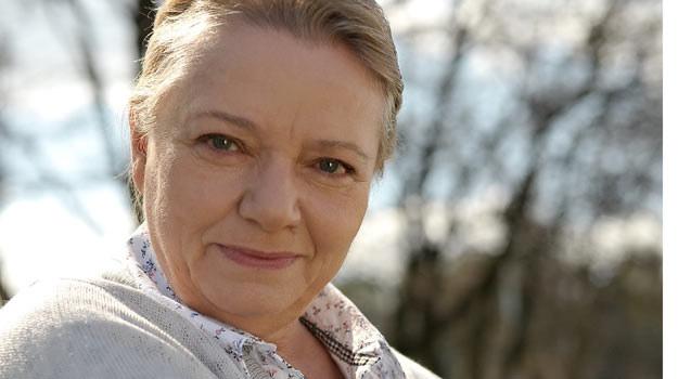 """Anna Seniuk zagra w """"Na dobre i na złe"""" dawną sympatią doktora Trettera /Agencja W. Impact"""