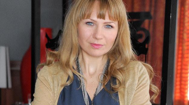 """Annę Guzik znamy przede wszystkim z serialu """"Hela w opałach"""" /materiały prasowe"""