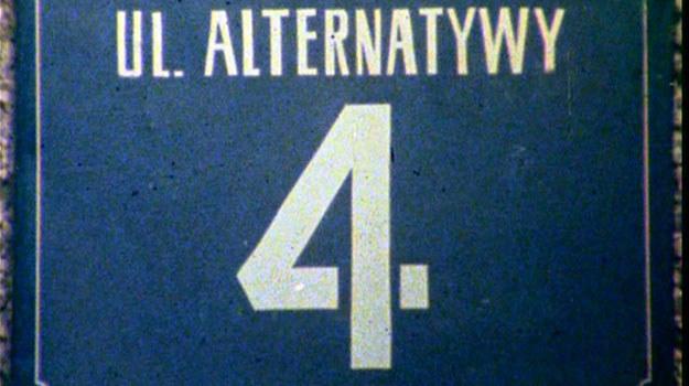 """Blok znany z serialu """"Alternatywy 4"""" obecnie mieści się przy ulicy M. Grzegorzewskiej 3 w Warszawie /PolFilm /East News"""
