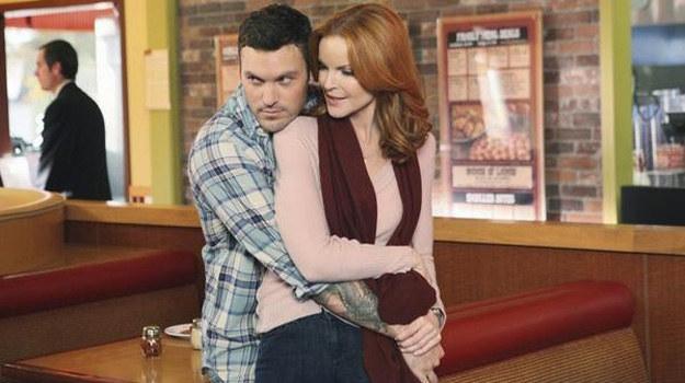 Bree jest zbyt szczęsliwa z Keithem, aby pozwolić by sekret wyszedł na jaw... /materiały prasowe