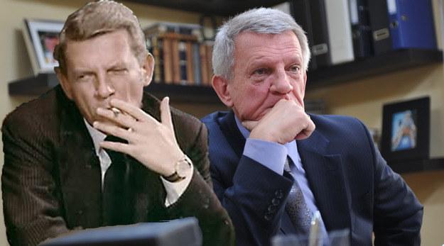 Bronisław Cieślak i Bronisław Cieślak /filmpolski.pl /Agencja W. Impact