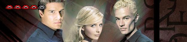 Buffy Summer i jej dylemat: wampir Angel czy wampir Spike?