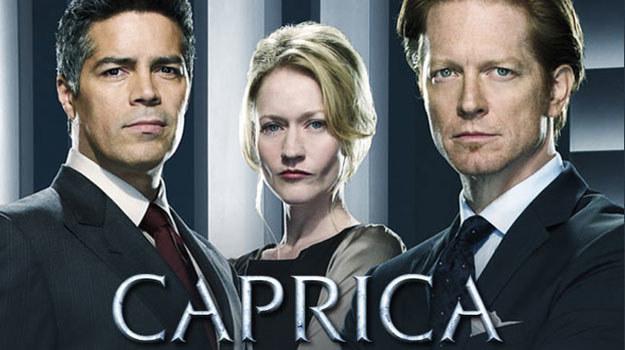 """""""Caprica"""" od 13 stycznia 2011 roku /materiały prasowe"""