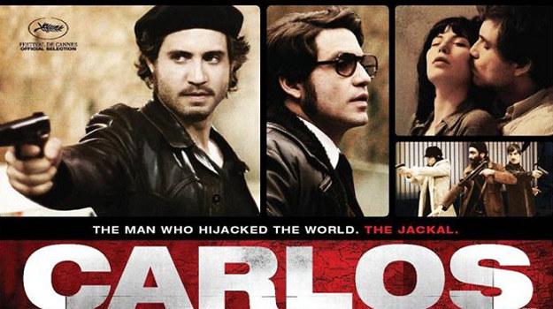 """""""Carlos"""": Plakat filmu /Canal+"""