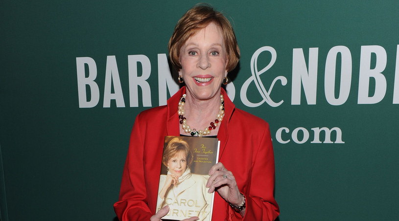 Carol Burnett /Jason Kempin /Getty Images/Flash Press Media