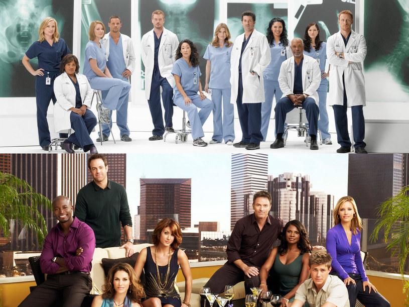 """""""Chirurdzy"""" czy """"Prywatna praktyka""""? A może oba? /© 2009 ABC INC. /materiały prasowe"""