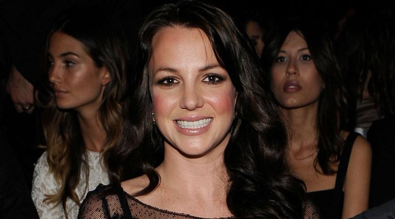 Ciesząca się z cameo Britney Spears /Larry Busacca /Getty Images/Flash Press Media